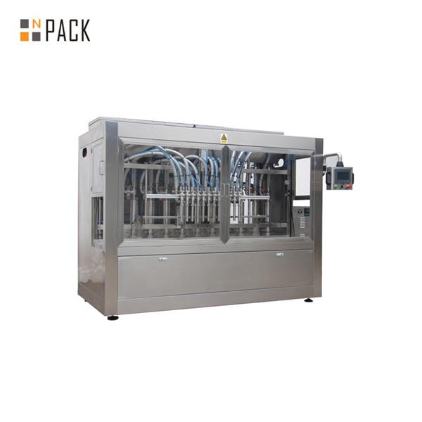Otomatik Sıvı Şişe Dolum Makinesi